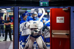 Karlsson Henrik, goalie Photo: Laszlo Mudra - HIIHF
